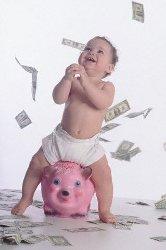 Воспитываем обеспеченного малыша