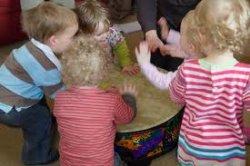 Игры и дети (от года до трех). Какие игры могут быть интересны?