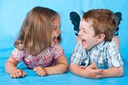 Аналитика детского юмора