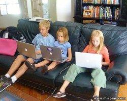 Сложности с общением у современных детей