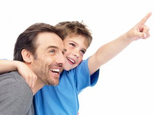 Восприятие ребенка, как основа его воспитания.