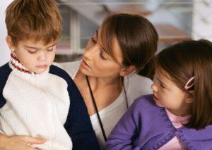 Взрослые наставления, или ребёнком быть непросто.