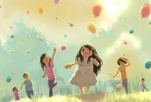 Что могут рассказать общепринятые представления о счастливом детстве?